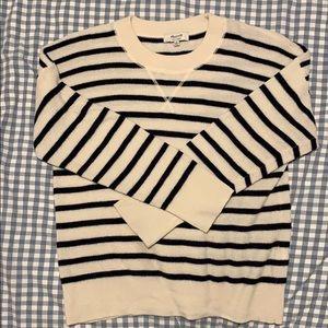 Madewell cashmere sweatshirt/sweater